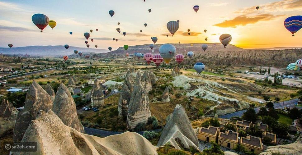 كابادوكيا – تركيا
