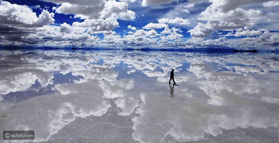 ذي سالت فلات-  بوليفيا