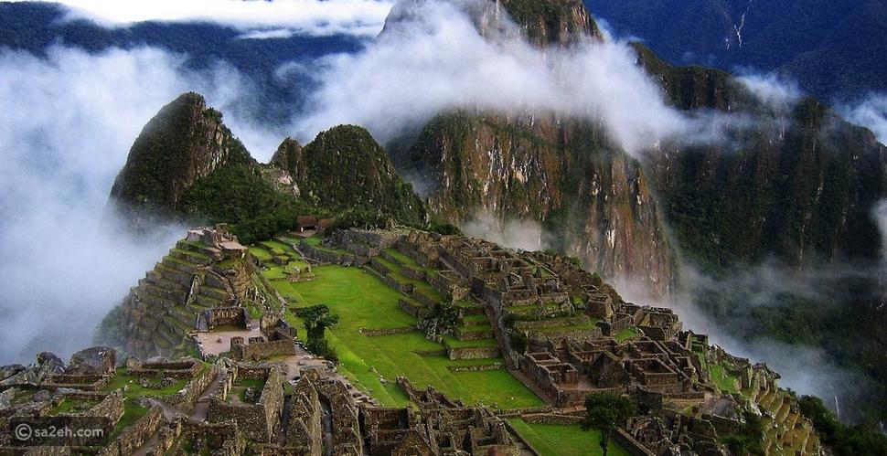 ماتشو بيتشو – البيرو