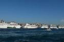 الطبيعة في تركيا بالصور  ميناء اسطنبول