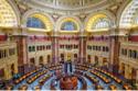 2-مكتبة الكونغرس تحتوي على 160 مليون كتاب
