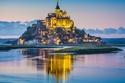 المونت سانت ميشيل Mont Saint Michel