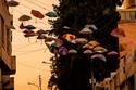 السياحة في شارع الرينبو في عمان