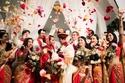 الاحتفال بالعروس في الهند
