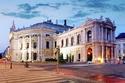 السياحة في فيينا - المسرح الوطني النمساوي