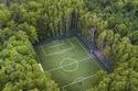 بالصور : أغرب ملاعب كرة القدم في العالم