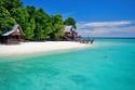السياحة في ماليزيا- جزيرة جزيرة سيبادان