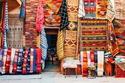 السياحة في المغرب-أسواق مراكش القديمة