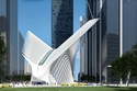 """مبنى """"World Trade Center Transportation Hub"""" في مدينة نيويورك"""
