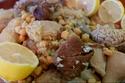 الباجا من أشهر الأطباق الرئيسية في العراق