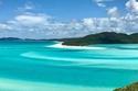 1. شاطئ وايت هافن- أستراليا: