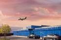 صور الأجنحة الخاصة برجال الأعمال في مطار لوس أنجلوس