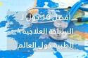 أفضل 10 دول لـ السياحة العلاجية \ الطبية حول العالم