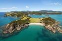 -السياحة في نيوزيلندا خليج الجزر ، الجزيرة الشمالية