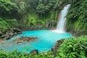 السياحة في كوستاريكا - شلال ريو سيليست