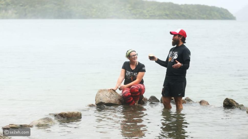 نيوزيلندا تطلب من المسافرين المساعدة في حماية البيئة
