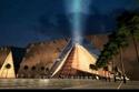 واجهة المتحف المصرى الكبير