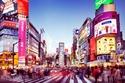 الشوارع والمباني في اليابان