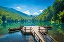 السياحة في الجبل الأسود  حديقة بيوجرادسكا جورا الوطنية