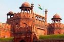 القلعة الحمراء في دلهي، الهند
