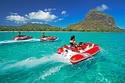 الرياضة المائية في جزر موريشيوس