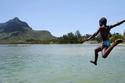 الحياة في جزر موريشيوس