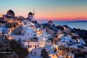 سانتوريني، اليونان