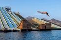 الألعاب المائية في حتا
