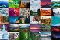 باقة من أروع الأماكن السياحية في العالم