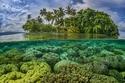 صورة خلابة لجزر سليمان