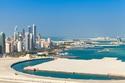 شواطئ دولة البحرين