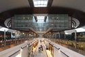 2- مطار دبي الدولي في الإمارات