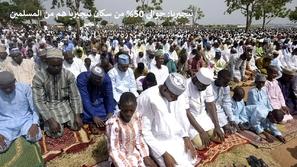 بلدان مسلمة غير عربية في إفريقيا