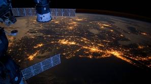 شاهدوا صور مدن من حول العالم من الفضاء!