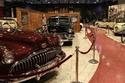يضم المتحف مجموعة رائعة من السيارات بعضها نادر