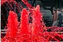نافورة الدم رومانيا