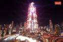 الإمارات: أبهرت العالم بعروض الألعاب النارية