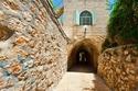 الحي الأرمني في القدس أجمل مدينة في العالم العربي