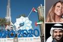 نجوم الفن في إكسبو 2020 دبي