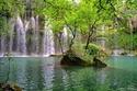 السياحة في أيدر  شلالات جالين تولو