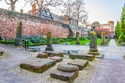 السياحة في بريطانيا- الحدائق الرومانية