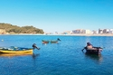 إطلالة معالم السياحة في طبرقة على البحر الأبيض المتوسط