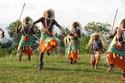السياحة في رواندا  الرقص الرواندى التقليدى