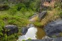 آبار المياه في جبال فيفاء