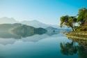 السياحة في تايوان بحيرة صن مون
