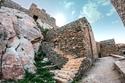 المباني الأثرية في قرية ذي عين
