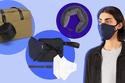 كمامة أو ماسك للحماية من فيروس كورونا خلال السفر