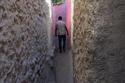 السياحة في هرر- أحد أزقة المدينة
