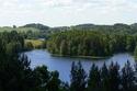 Aukstaitija حديقة -السايحة في ليتوانيا