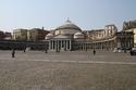 السياحة في نابولي إيطاليا  ساحة ديل بليبيسيتو